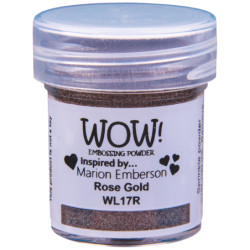 WOW Rose Gold - Jar...