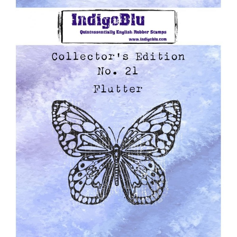IndigoBlu Collectors Edition - Flutter