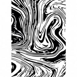 Embossing Folder 5 x 7 Marble